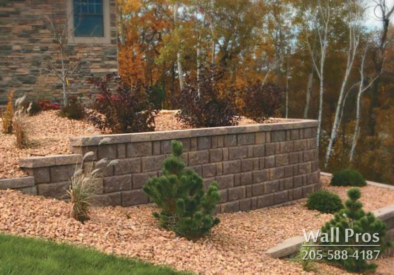 Retaining wall tuscaloosa al free estimates for Landscaping rocks tuscaloosa al