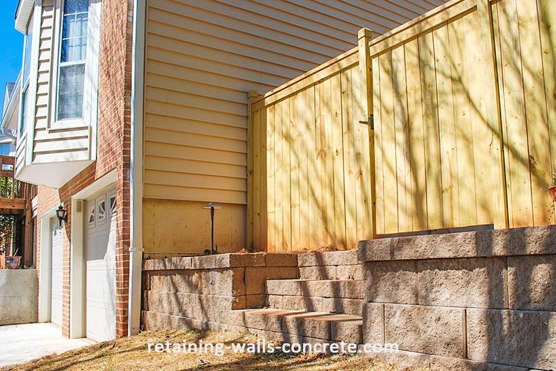 Residential Retaining Walls Smyrna GA