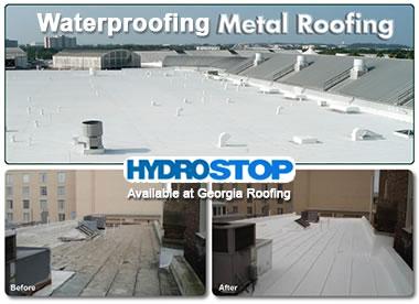 Roofing Contractor Woodstock Ga Metal Roof Repair