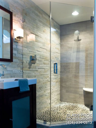 custom glass shower atlanta ga. Shower Doors Atlanta GA   Frameless Glass Enclosure